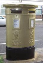 Joanna Rowsell's Letter Box, Cheam