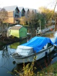 Houses Shed Boat