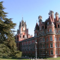 Weekly Photo Challenge; Changing Seasons  Royal Holloway University of London, Surrey
