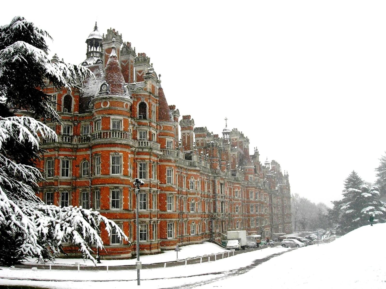 Weekly Photo Challenge Changing Seasons Royal Holloway
