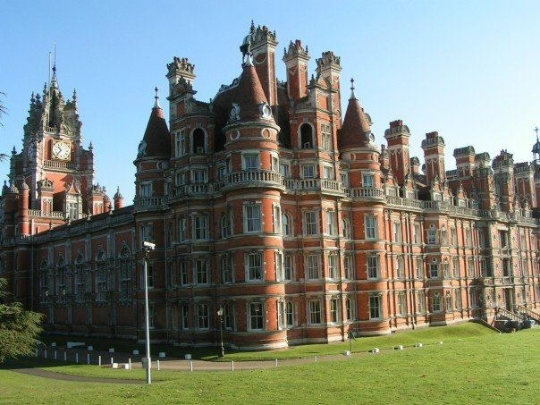 Royal Holloway University of London 2007