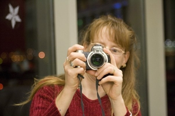 Camera in hand as usual, CERN, Switzerland,