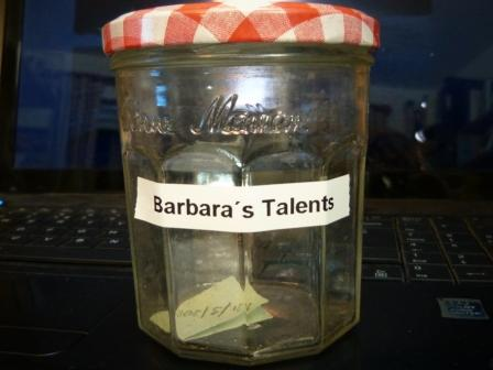 Talents Jar