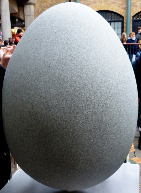 A Monument to the Egg