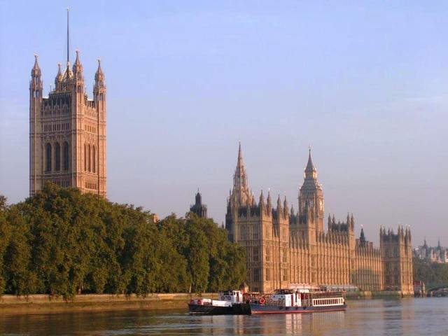 The Houses of Parliment