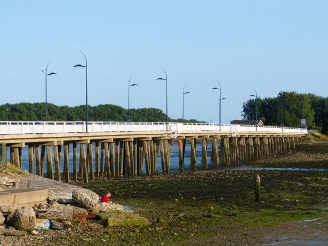 The Bridge to Hayling Island