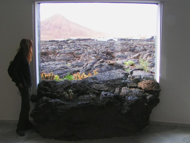 Inside César Manrique's House