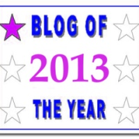Blog of the Year Award 2013