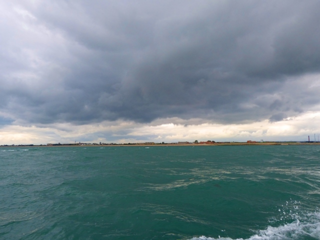 A very Ominous Horizon
