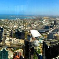 The Eureka Skydeck, Melbourne