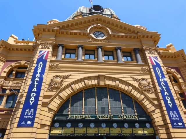 Flinders Street Station Clocks