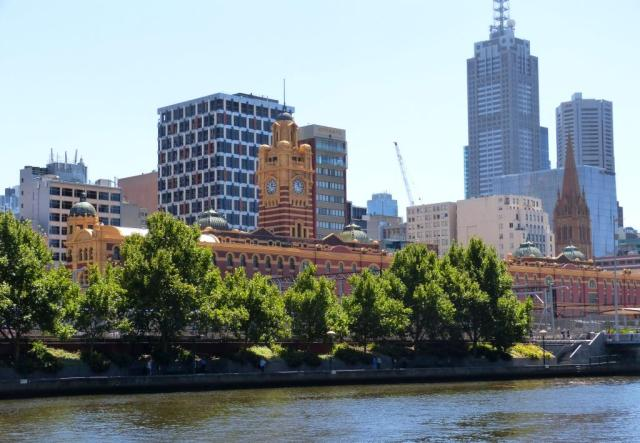 From the South Side of the River Yarra