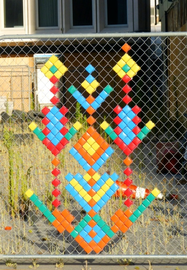 Decorated  Fencing