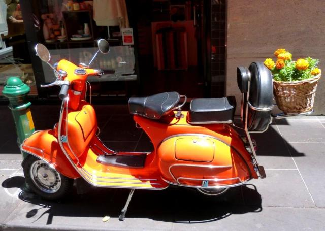 Melbourne Scooter