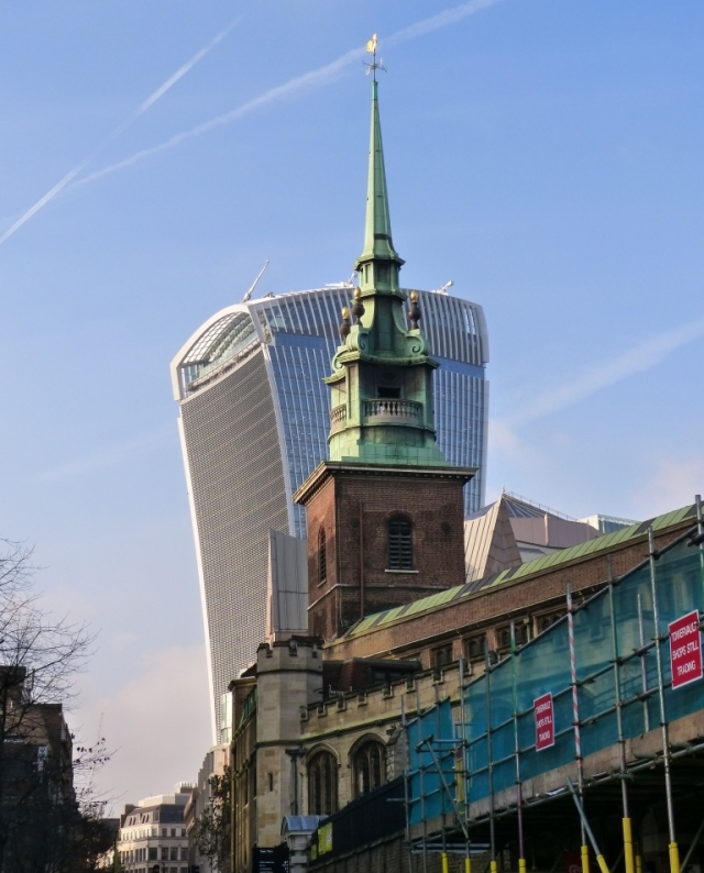 The Walkie Talkie Building