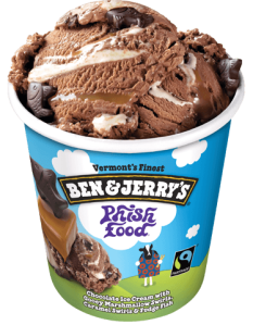 Ben & Jerry's Phish Food